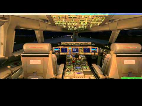 FSX Movie - Tribute to the Flight MAS-370 (Malaysia Airlines)
