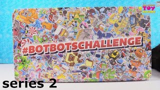 Transformers BotBots Bot Bots Series 2 Surprise Present Unboxing Toy Review | PSToyReviews