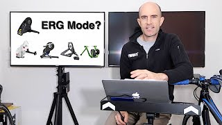 Smart Trainers: ERG Mode Explained