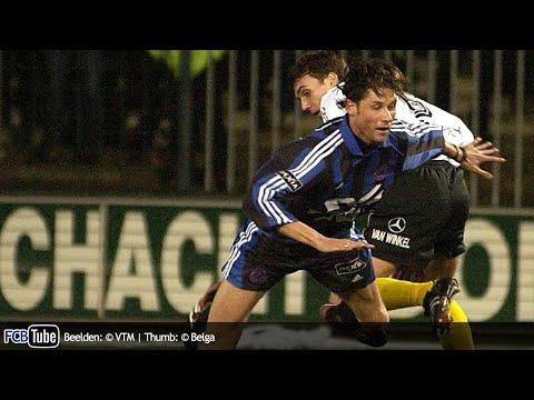 2001-2002 - Beker Van België - 05. Halve Finale - Sporting Lokeren - Club Brugge 0-3