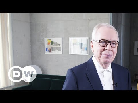 Award-winning architect David Chipperfield co-hosts a Euromaxx Special