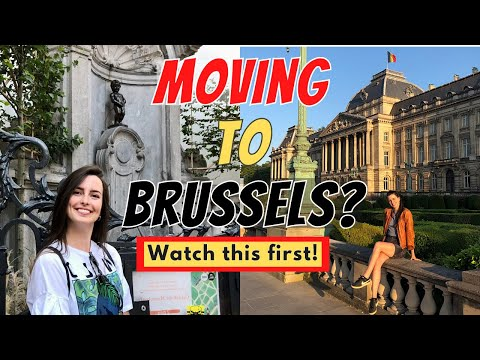LIVING & WORKING IN BRUSSELS   Everything you need to know!