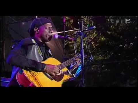Keb Mo You can love yourself Live piazza blues festival bellinzona