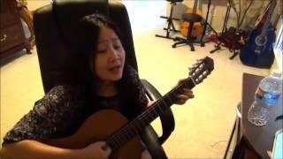 Ai khổ vì ai (Guitar cover) - T.Truc