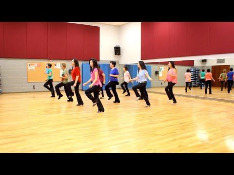 Melodia - Line Dance (Dance & Teach in English & 中文)
