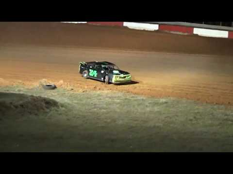 Screven Motor Speedway STOCK V8 Heat  Race 03/30/18
