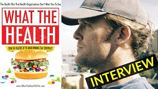 Interview with KIP ANDERSON - What The Health Co-Director | PODCAST 003