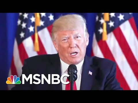 Former GOP Rep.: Donald Trump Was 'Two Days Too Late' On Charlottesville | The 11th Hour | MSNBC