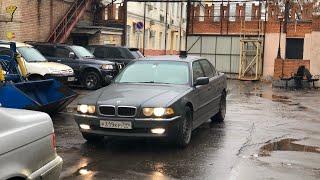 Пародия на фильм «Бумер» / Школьник и BMW7