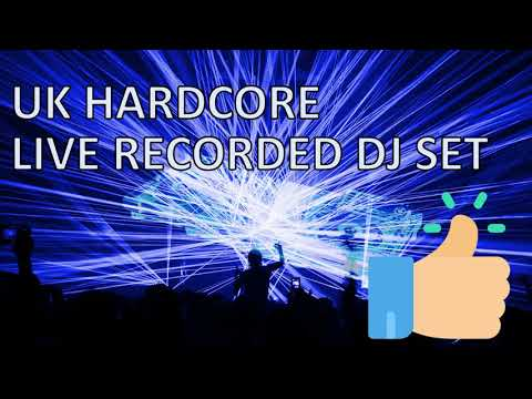 UK Hardcore - Dec 2017 (Live DJ Set)