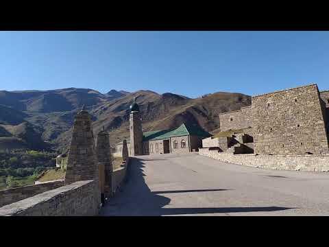 Замок Пхакоч и музей им.Х.Исаева в Итум-Кали. Путешествие в быт чеченского народа | сентябрь 2019