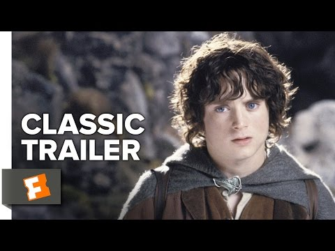 The Lord of the Rings: The Two Towers 2002  Trailer #2  Orlando Bloom Movie HD