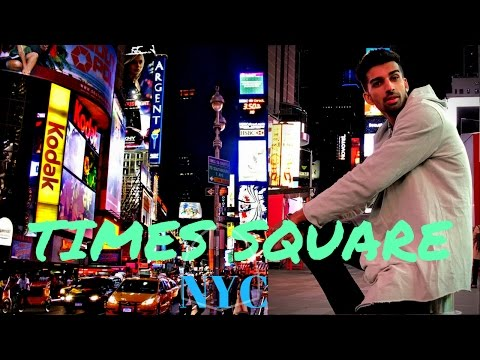 Times Square NYC Street Dancers Stole The Show Cinematic|#VLOG 20 Artist Adventures| DANCER VLOGS