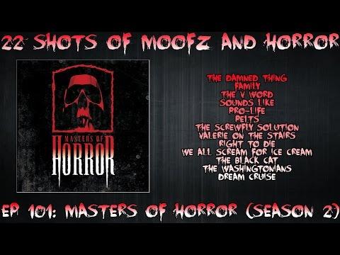 Podcast: Ep. 101   Masters of Horror Season 2