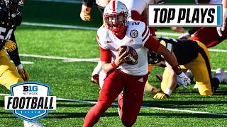 50 Of Nebraska's Top Rushing Plays Of The 2020 Season   Big Ten Football