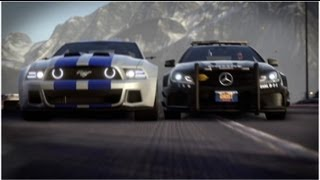 Need for Speed Rivals -Trailer: Progression et technologies de poursuite