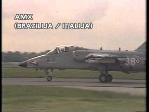 AMX Alenia Aermacchi in Embraer