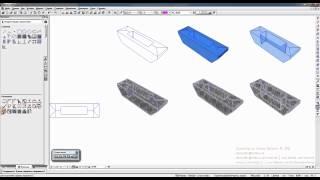 Allplan 2012   TRAINING 3D 08   Выравнивание и упорядочивание