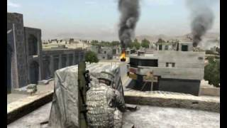 Arma2 Operation Arrowhead - first ingame video