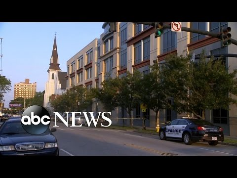At Least 9 Dead in SC Church Shooting