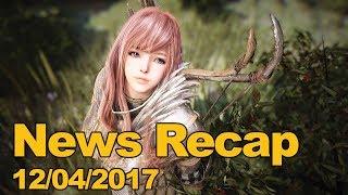 MMOs.com Weekly News Recap #124 December 4, 2017