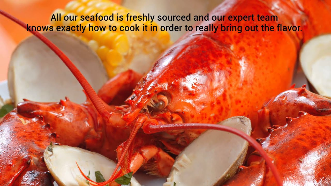 10%Off on Lobster Roll Sandwich & Cup of Clam Chowder - YouTube