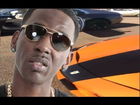 young dolph buys his young artist key glock a car changing the south memphis to dolphville. Black Bedroom Furniture Sets. Home Design Ideas