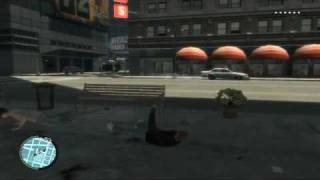 GTA IV PC Gameplay With The New Stuff! AMD Phenom II X4 955 + Ati 4850