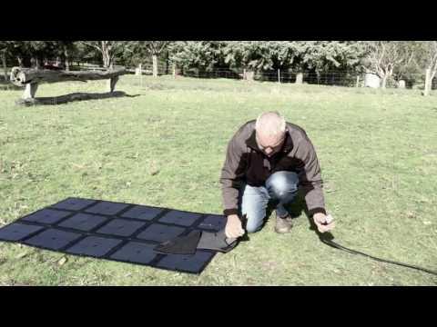 My Aussie Travel Guide REDARC Solar Blanket Review
