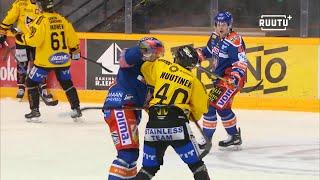 Kuopiossa tunnelma kuumenee – NHL-konkarilla menee hermot