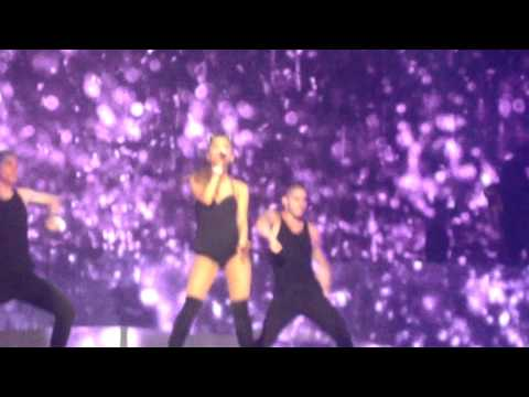Ariana Grande - Be My Baby Bb5 HD (Live in Antwerp, Sportpaleis) The Honeymoon Tour