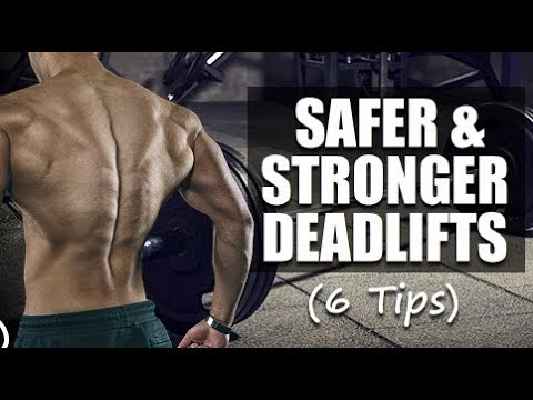 6 Tips To Eliminate Lower Back Pain From Deadlifts Youtube