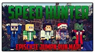 Speedhunter mit SuiTak, OwnPlay, p90b100 und iOser100 | Spannender Wettkampf! #1
