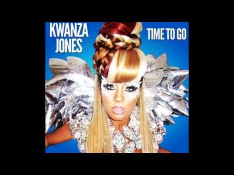 Kwanza Jones - Time To Go (JEarle Remix)
