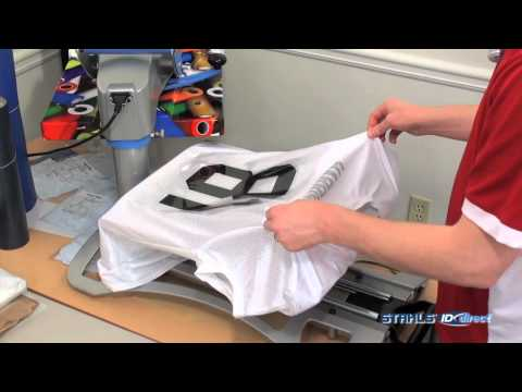 Decorating Football Jerseys