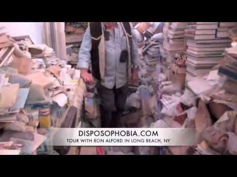 disposophobia symptoms