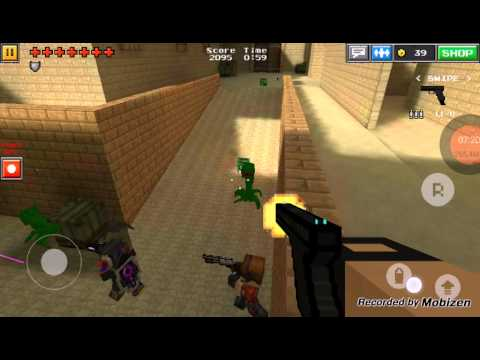 Pixel Gun 3D Shooter.Girls Love Me! xD from YouTube · Duration:  18 minutes
