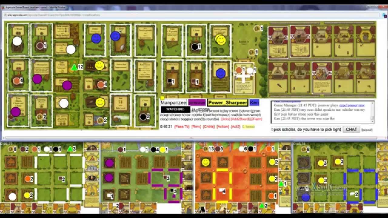 4 мар 2017. Моя любимая ферма — обзор настольной игры «агрикола. Новое. Далее я купил игру в appstore и начал изучать ее самостоятельно.