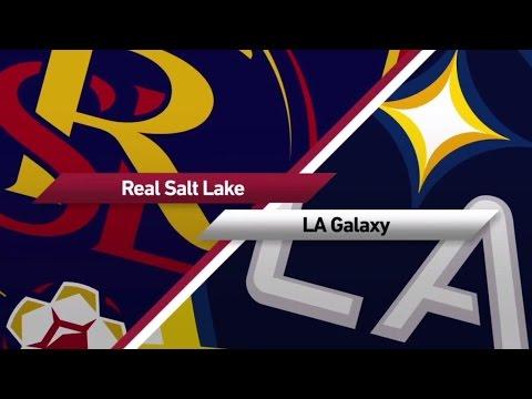 HIGHLIGHTS: Real Salt Lake vs. LA Galaxy   March 18, 2017
