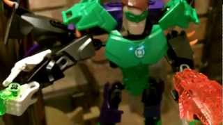 Lego Dc Universe Super Heroes The Joker And Green Ultra Build