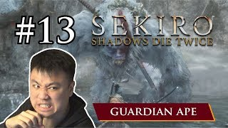 DASAR MONYET !! DEMI SEPUCUK BUNGA !! - Sekiro Shadows Die Twice [Indonesia] PS4 #13