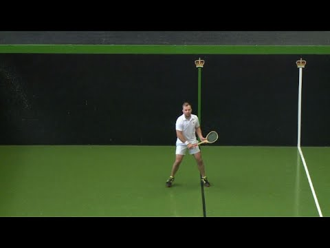 After Wimbledon, real tennis cuts to the chase
