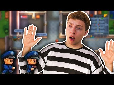 HARDEST PRISON ESCAPE GAME! (The Escapist 2) |