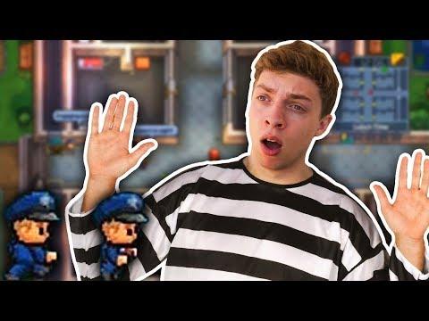 HARDEST PRISON ESCAPE GAME! (The Escapist 2) |