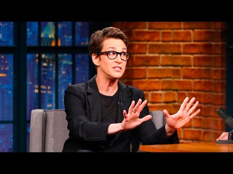 No, Rachel Maddow, Third Party Voters Didn't Cost Hillary The White House