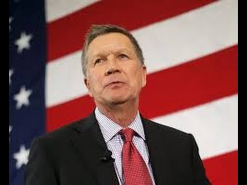 John Kasich prepares to suspend presidential campaign at Ohio press conference