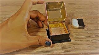 Mini Benefit Cosmetics Gold Rush Blush Unpacking + Swatches | LatteGirl
