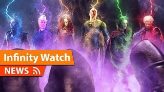The MCU is Setting up Avengers Infinity Watch Theory