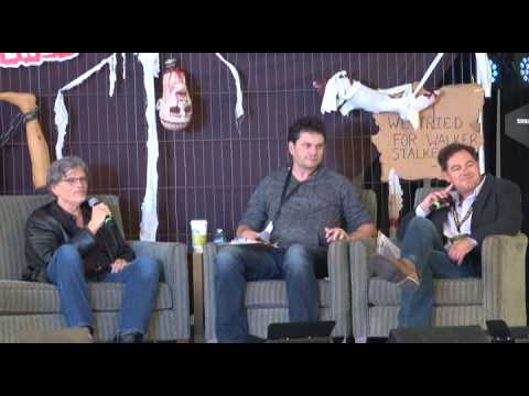 Tyro TV Episode 34 - Walker Stalker Con 2014 Part 8