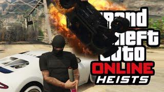 THE ULTIMATE BANK HEIST! #2 (GTA 5 Heist)